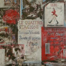 Poster Fragments, Roma IV